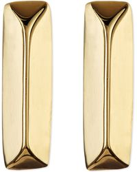Elizabeth And James Rohe Bar Stud Earrings - Lyst