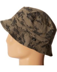 Obey Ace Bucket Hat - Lyst