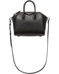 Givenchy Mini Antigona - Lyst