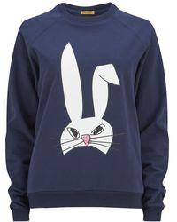 Peter Jensen - Women's Rabbit Head Sweatshirt - Lyst