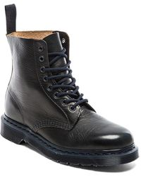 Dr. Martens Pascal 8 Eye Boot - Lyst