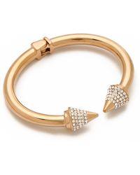 Vita Fede - Titan Crystal Bracelet - Lyst
