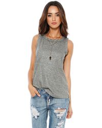 Current/Elliott The Muscle Tee - Lyst