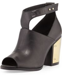 Seychelles Can You Hear Me Leather Bootie - Lyst