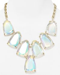 Kendra Scott - Harlow Iridescent Necklace 18 - Lyst