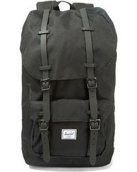 Herschel Supply Co. - Black Little America Backpack - Lyst