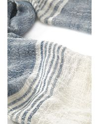 Forever 21 - Textured Mixed-Stripe Scarf - Lyst