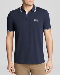 Hugo Boss Boss Green Paddy Pro Polo - Classic Fit - Lyst