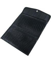 Black.co.uk - Own Brand Ladies' Leather Wallet Description Delivery & Returns Reviews - Lyst