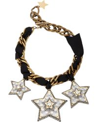 Lanvin Altair Necklace - Lyst