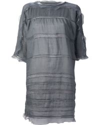 Isabel Marant Odrys Boxy Dress - Lyst