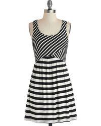 Monteau Inc - Creative Cooperative Dress - Lyst