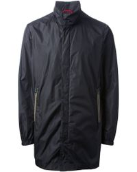 Fay Blue Fitted Jacket - Lyst