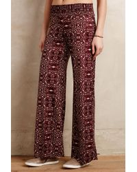 Onzie Tiled Palazzo Pants - Lyst