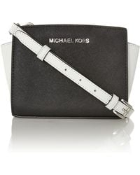Michael Kors Selma Multicoloured Mini Cross Body Bag - Lyst