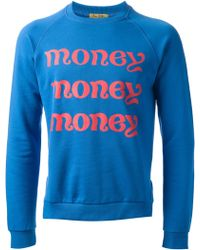 Peter Jensen Money Sweatshirt - Lyst