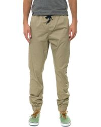 LRG The Game Changer Jogger Pants - Lyst