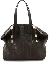 Michael Kors Collection Miranda Zips Large Shopper - Lyst