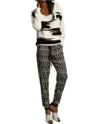 Plenty by Tracy Reese - Jogging Pant - Lyst