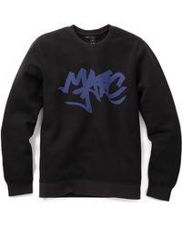 Marc By Marc Jacobs Marc Tag Sweatshirt - Lyst