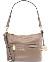 MICHAEL Michael Kors Rhea Zip Medium Convertible Shoulder Bag - Lyst