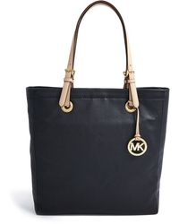 Michael by Michael Kors Jet Set North South Tote - Lyst