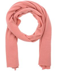 Fabiana Filippi Stole pink - Lyst