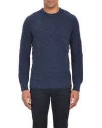 Paul Smith Purl-stitch Pullover Sweater - Lyst