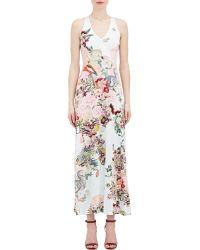 Mary Katrantzou Jersey Maxi Dress - Lyst