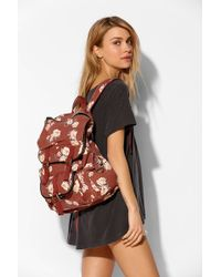 BDG - Canvas Army Backpack - Lyst