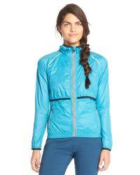 Lija - Blaze Zip-Front Jacket - Lyst
