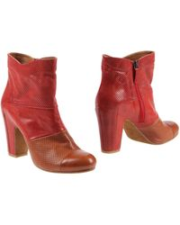 Latitude Femme Ankle Boots - Lyst