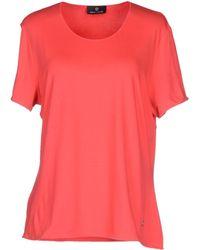 Rena Lange - T-shirt - Lyst