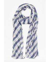 French Connection Maxine Scarf - Lyst