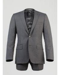Billy Reid Dorsey Suit gray - Lyst