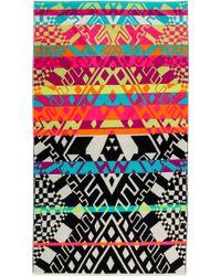 Mara Hoffman Multicolor Horizon Towel  - Lyst