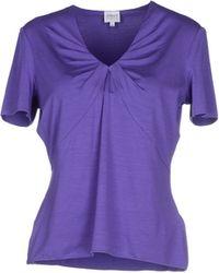 Armani T-Shirt - Lyst