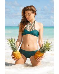 Mikoh Swimwear | Kahala Top | Lyst