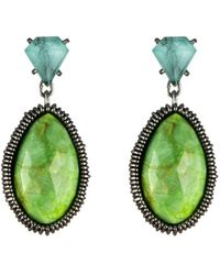 Alexis Bittar Mojave Doublet Earrings - Lyst