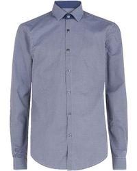 Boss Black Nemos_6 Slim Shirt - Lyst