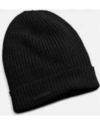 Coach Merino Knit Hat - Lyst