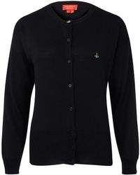 Vivienne Westwood Red Label |  Classic Wool Cardigan | Lyst