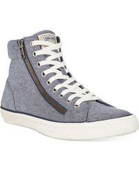 Denim & Supply Ralph Lauren - Randon Hi-top Sneakers - Lyst