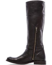 Frye Shirley Rivet Tall Boot - Lyst