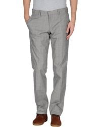 FDN | Casual Trousers | Lyst