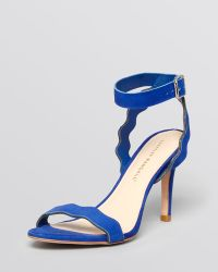 Loeffler Randall Ankle Strap Sandals - Amelia High Heel - Lyst