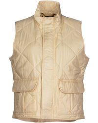 Ralph Lauren Jacket beige - Lyst