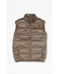 French connection S66 Off Piste Gilet - Lyst