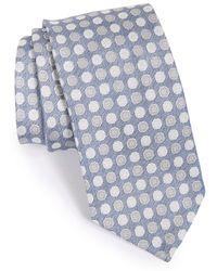 Maker & Company - Dot Silk Tie - Lyst