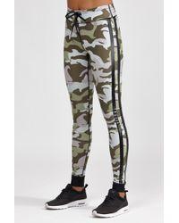 The Upside | Faded Camo Yoga Pant | Lyst